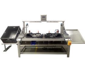 stół montażowo kontrolny